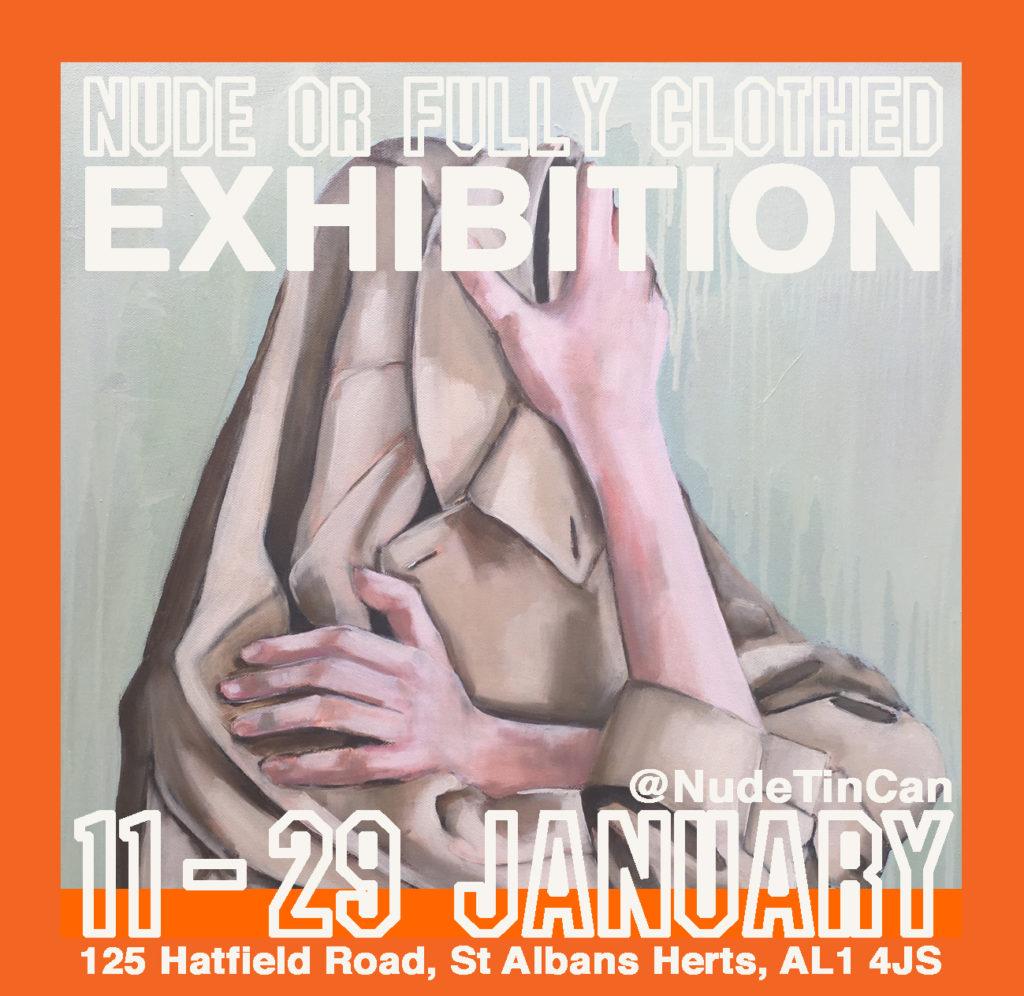 Nude Tin Can exhibition