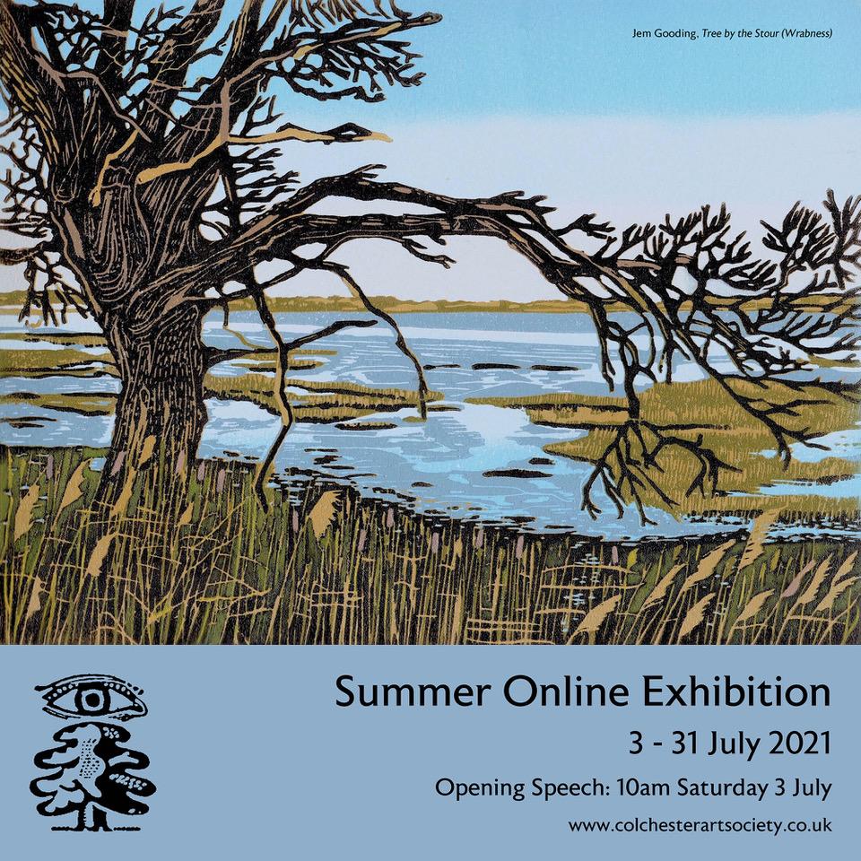 Colchester Art society Summer Exhibition